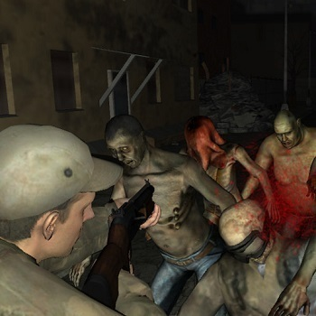 Heavy Combat Zombies