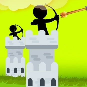 Stickman Archer Castle