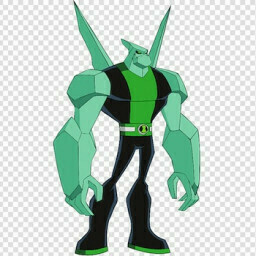 Diamondhead Shoot - Ben 10