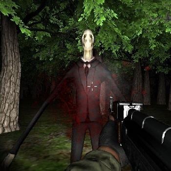 Slenderman Must Die Silent Forest