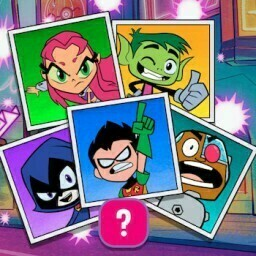 3… 2… 1… Action! Teen Titans Go!