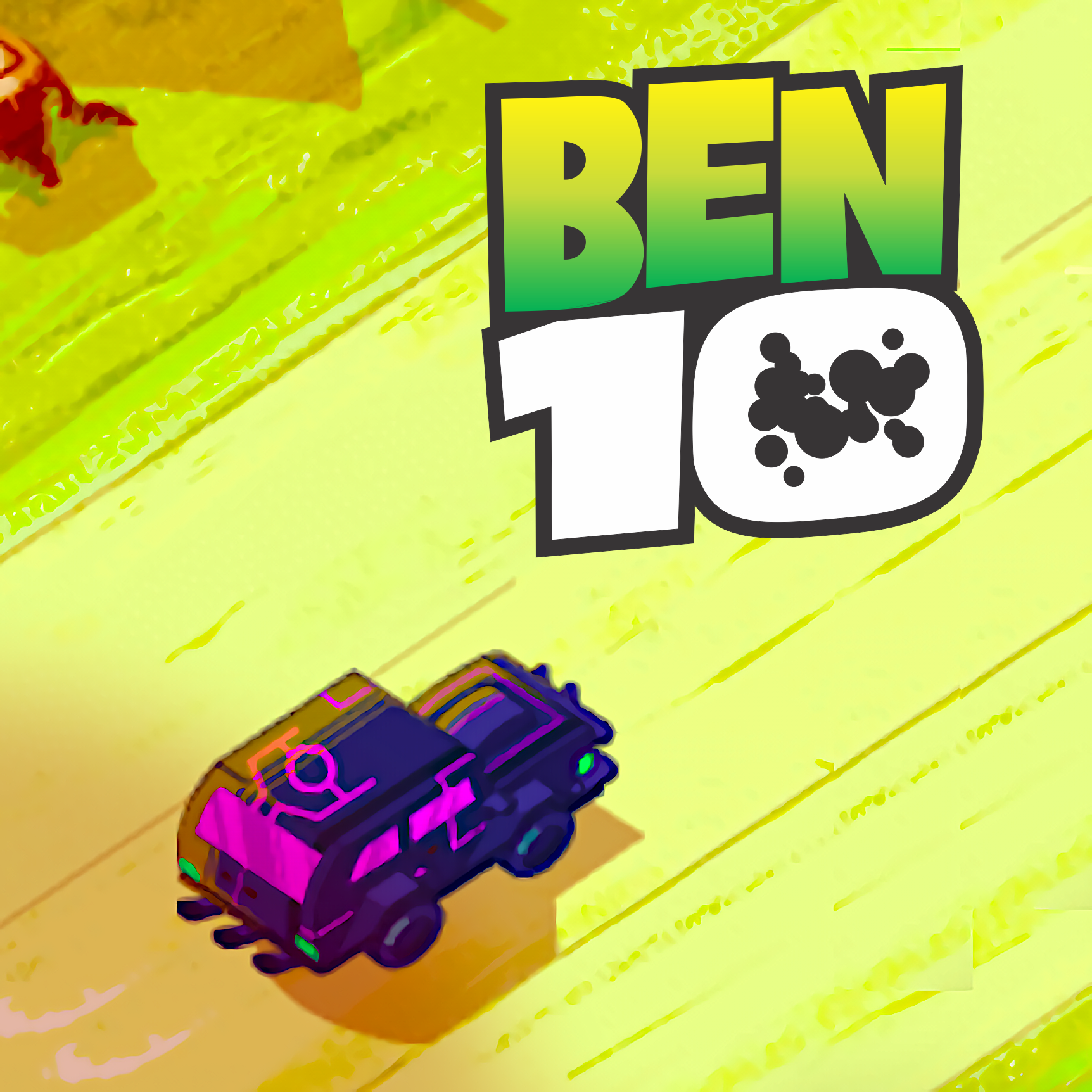 Upgrade Chasers - Ben 10