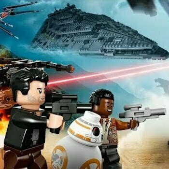 Empire vs Rebels - LEGO Star Wars