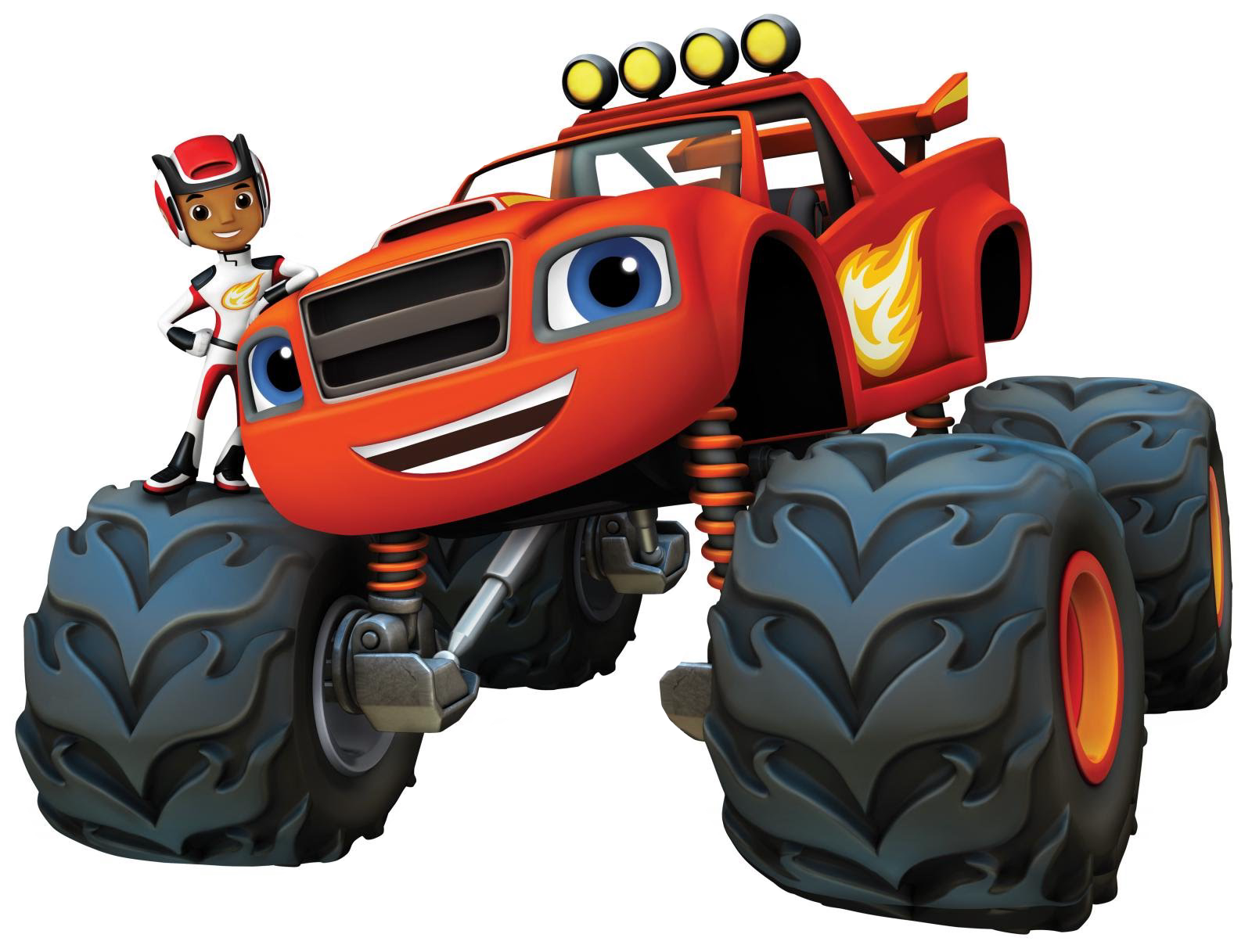 Hry Monster Truck