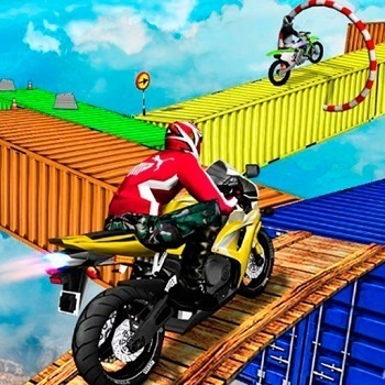 Impossible Tracks Moto Bike Race