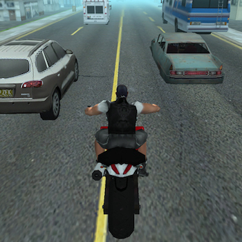 Moto Race: Loko Traffic