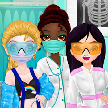 Princesses VS Epidemic